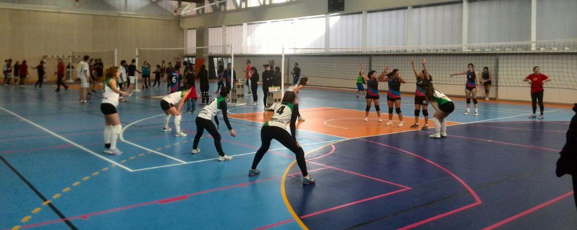 jugar voleibol madrid